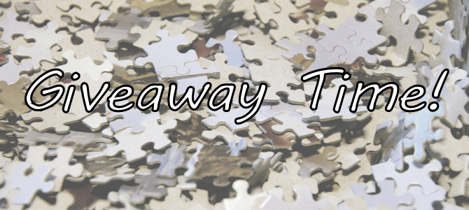 Giveaway Time – Hummingbird Puzzle!