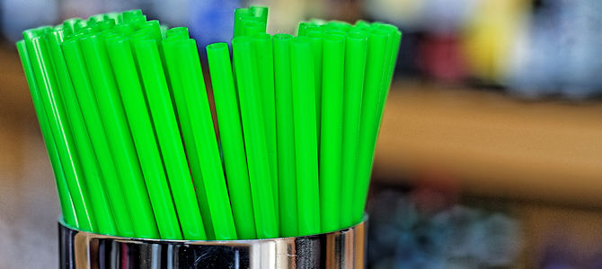 Are Reusable Straws the Wrong Answer?