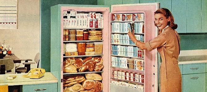 I Keep My Birdseed in the Freezer