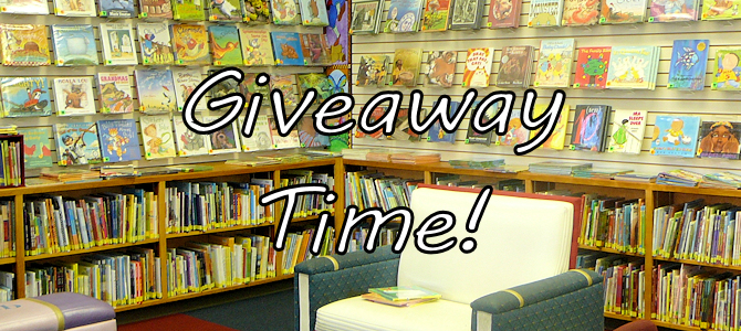 Giveaway Time – Summer Reading Programs!